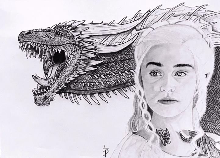 Emilia Clarke by Brian4